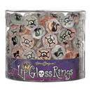 Partypro TA0937 Spooky Lip Gloss Ring Favors