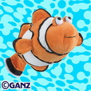 WEBKINZ ADVENTURE CLOWN FISH (8.5IN)