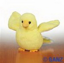 Partypro HS511J2A Lil' Webkinz Advinture Canary (6.5 In.)