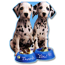 PARTY PUPS THANK YOU