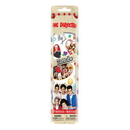 Partypro LP25642AD One Direction Tattoo Tube (50/Tube)