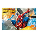 Zak Designs SPIO-1300 Spiderman Plastic Placemat