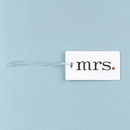Hortense B. Hewitt 72431 Mrs. Luggage Tag