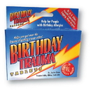 Partypro 63648 Birthday Trauma Mighty Meds Favor