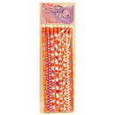 Partypro HRT-8PCL Heart Design Pencil (8 Pack)