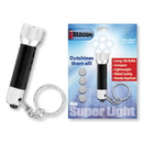 FLASHLIGHT KEYCHAIN 3 LED