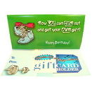 BIRTHDAY LIGHT UP GIFT CARD HOLDER