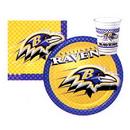 Partypro 1LUN7202 Baltimore Ravens Luncheon Napkin