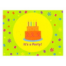 Hallmark 1INV2632 Birthday Fun Dots Invitation