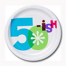 Partypro 1PL2657 The Big Day! Dessert Plate 50Ish (7In.)
