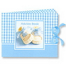 Partypro 1FAV3575 Discontinued Baby Boy Shoes Advice Book