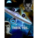 Partypro 1THK2466 Star Trek New Frontiers Thank You Note