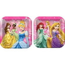 Partypro  Very Important Princess Dinner Plates