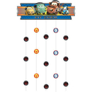 Partypro  Cars Dream Party Doorway Curtain