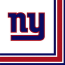 New York Giants Lunch Napkin