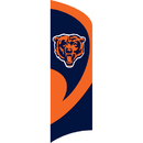 Partypro TTCH Chicago Bears Tall Yard Flag