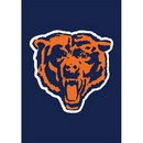 Partypro GFCH Chicago Bears Nylon Window Flag
