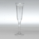 Partypro EMI-REFC5 5Oz Fluted Champagne Glass (2 Piece)