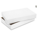 Partypro S-8559 White Gloss Apparel Box 24 X 14 X 4