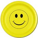 Partypro TQP-603 Smiley Face Dinner Plate 8/Pkg