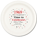 Partypro TQP-822 1969 - Birthday Dinner Plate