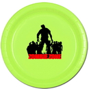 Partypro TQP-1713 Zombie Zone Dinner Plate
