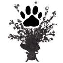 Partypro TQP-2831 Dog Paw Centerpiece