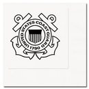 Partypro TQP-3319 Coast Guard Lunch Napkin