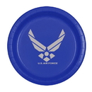 Partypro TQP-8495 Air Force Silver Wing Dessert Plate