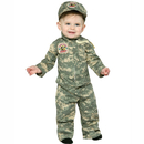 Partypro 364 Army Uniform (Child 4-6)