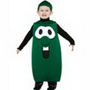 Partypro 4172 Veggie Tales Larry Cucumber (Toddler 2-4