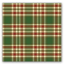 Partypro IG59902-5 Christmas Plaid Gift Wrap