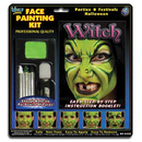 Partypro WK-WH02 Face Painting Kits - Witch (Wh02)