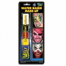 DELUXE FACE PAINTING KIT ESSENTIAL COLOR