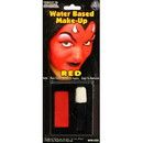 RED MAKE-UP  WITH APPLICATOR