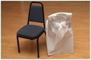 Partypro JBCC-1 Chair Covers With Bow - Banquet Chair