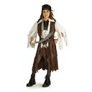 Rubie's Costumes 881093-LARGE Caribbean Pirate Queen Child Costume Lg