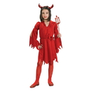 Partypro 881953-LARGE Devil Girl Child Costume Lg