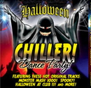 Partypro 8101-2 Halloween Chiller Dance Party Music Cd