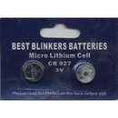 Partypro CR927 Blinker Badges Batteries