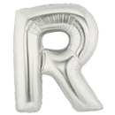 Partypro 452162 R Silver Mylar Balloon (40 In.)