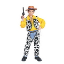 Partypro 90059-M Cow Boy (Child Med)