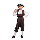 Partypro 90130-M Colonial Boy (Child Med)