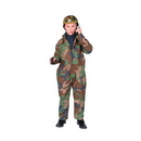 Partypro 90166-L Special Forces (Child Lg)