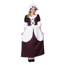 Partypro 91130- M Colonial Girl (Child Med)