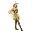 Partypro 91402-L Sweet Bee W/Wing (Child Lg)