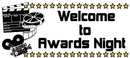 PERSONALIZED AWARD NIGHT BANNER