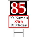 Partypro BANNER-Y85 Personalized 85 Year Old Yard Sign