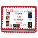 Partypro EDIBLE-1982 1982 Personalized Icing Art