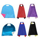 Muka Double-side Dress Up Superhero Cape Costumes For Adult, Set of 6